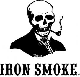 iron smoke logo