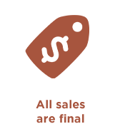 sales are final