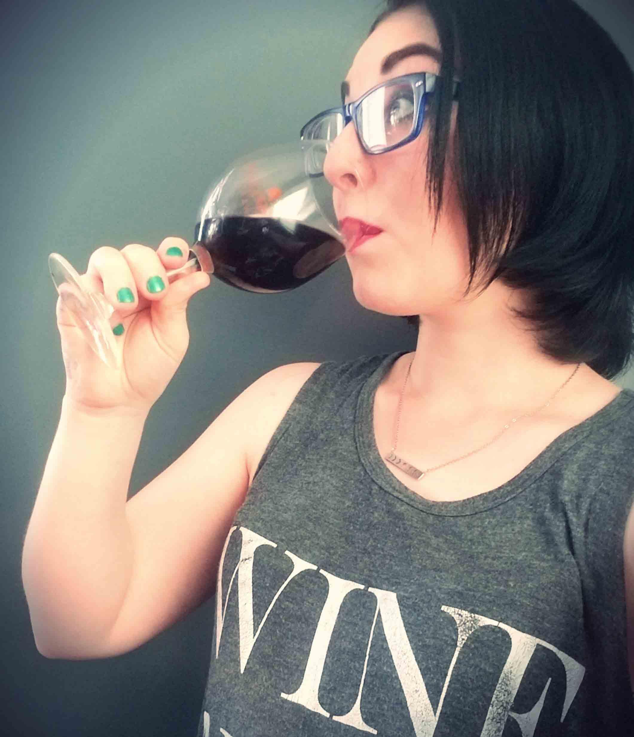 Devynn- wine consultant